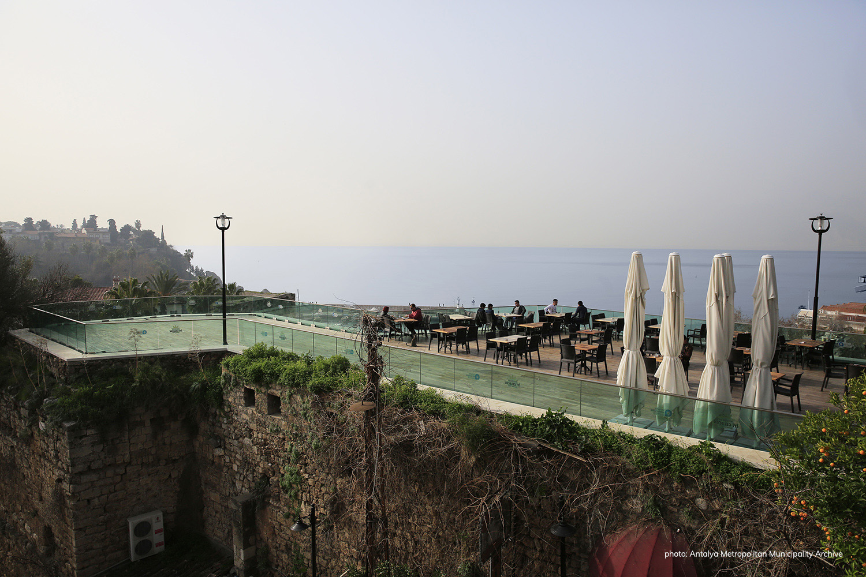Viewing Terrace Antalya Metropolitan Municipality Archive