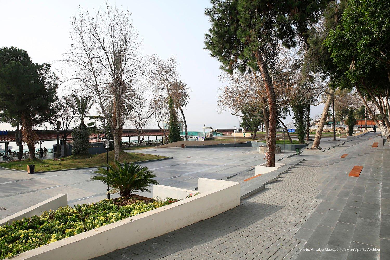 Ramp- Stair 2 Antalya Metropolitan Municipality Archive