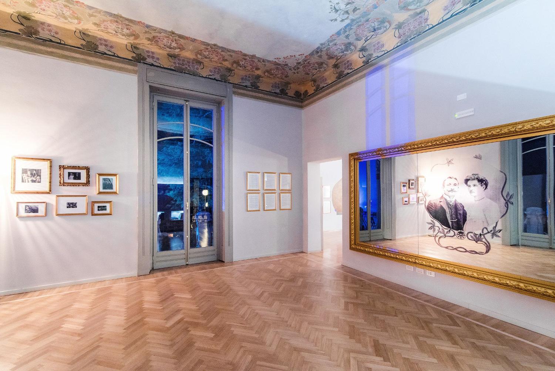 Museo Villa Bernasconi: sala sulla storia della Famiglia Bernasconi Andrea Butti
