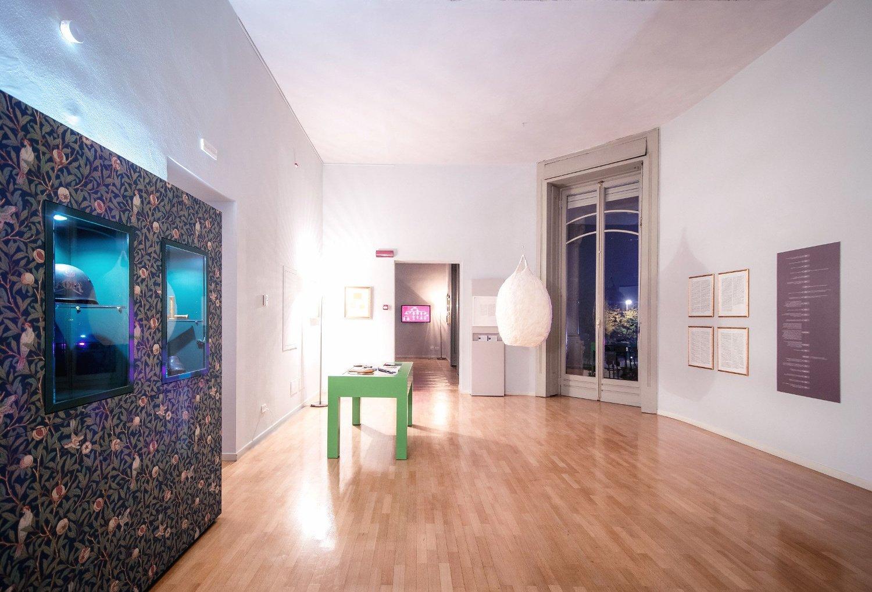 Museo Villa Bernasconi: sala delle Tessiture Andrea Butti