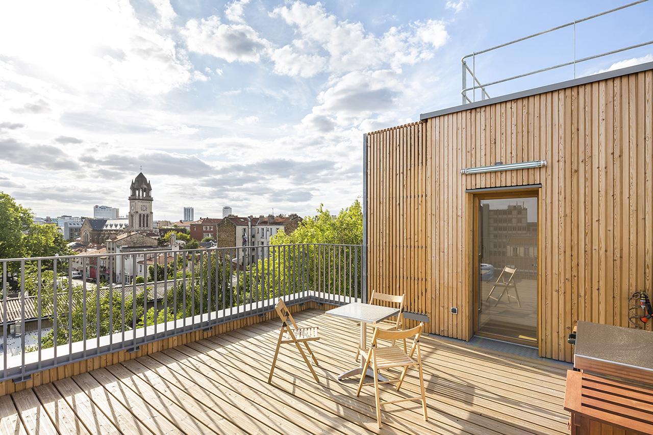 Rooftop Sergio Grazia