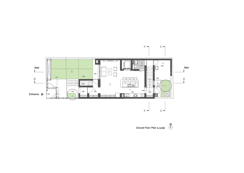 1F PLAN H2O design associates}