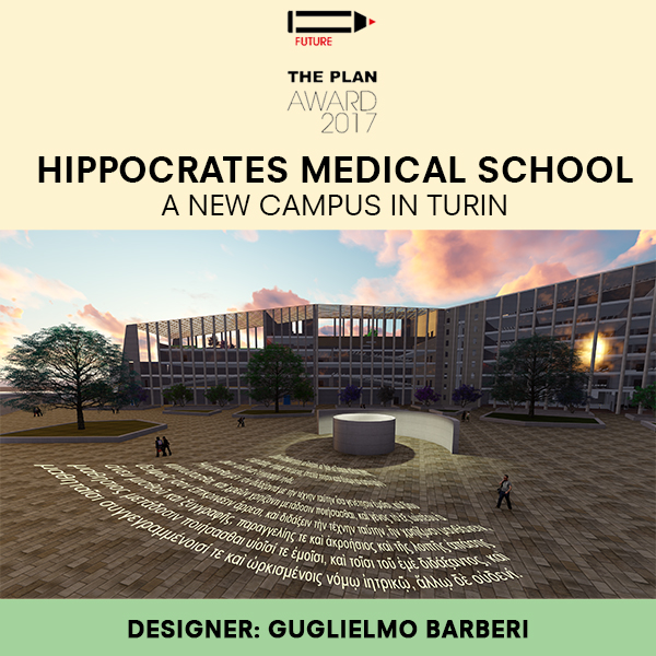 HIPPOCRATES MEDICAL SCHOOL, A NEW CAMPUS IN TURIN