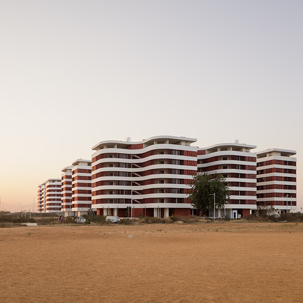 Student Housing, IIT Campus, Hyderabad, India