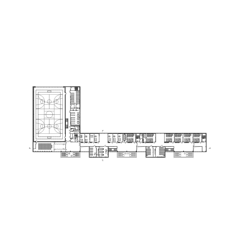 floor plan_02 Maćków Pracownia Projektowa}