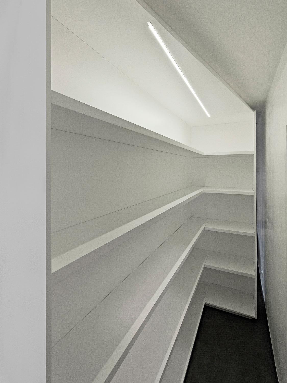 Isola cucina - back storage  Andrea Mazzei