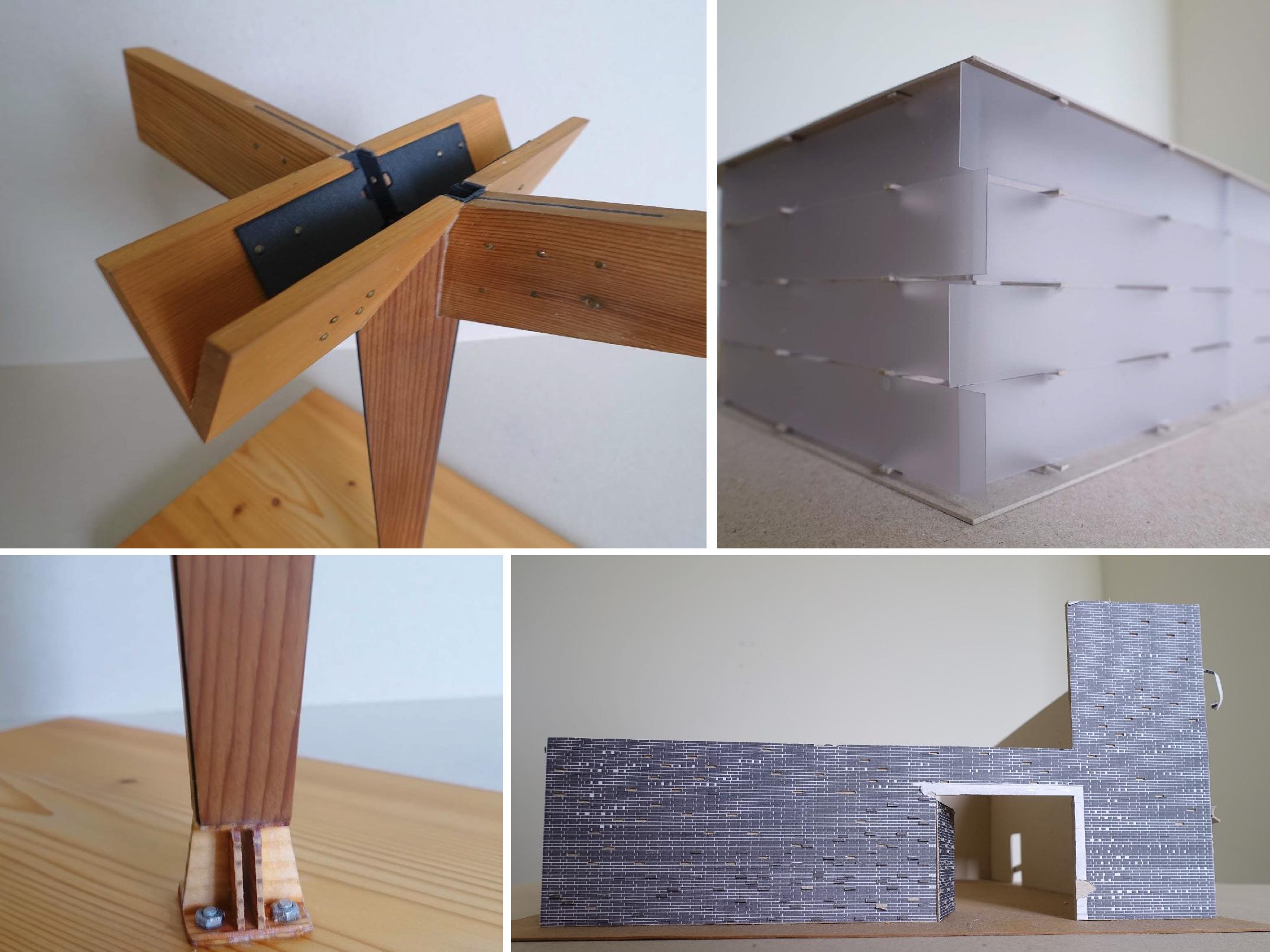 Study model of details }