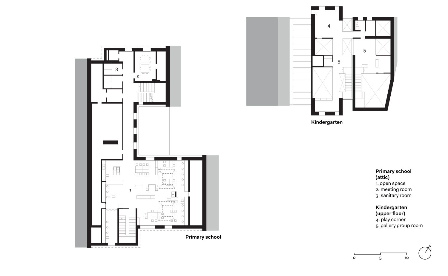 Second Floor Plan feld72}