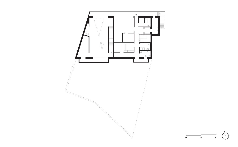 Underground Floor Plan feld72}