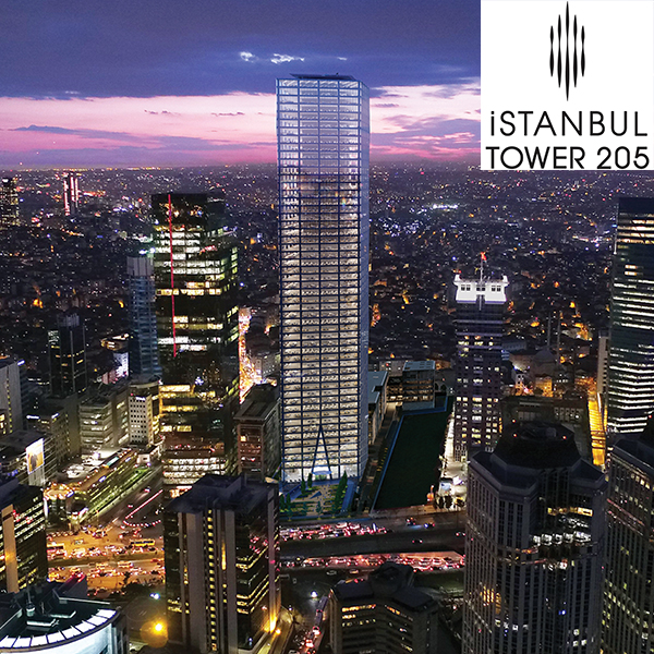 Istanbul Tower 205