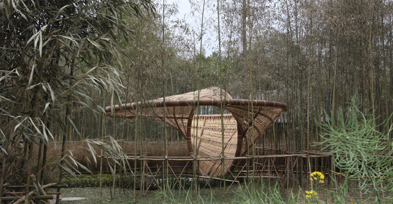 In Bamboo Kiosk Bian Lin}