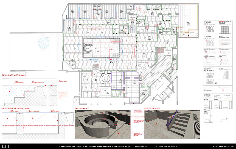 Flooring Plan }