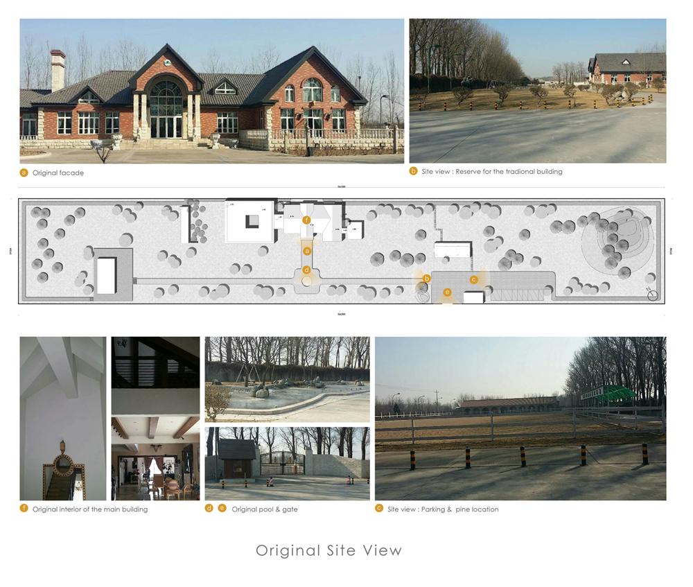 Original site view Vermilion Zhou Design Group}