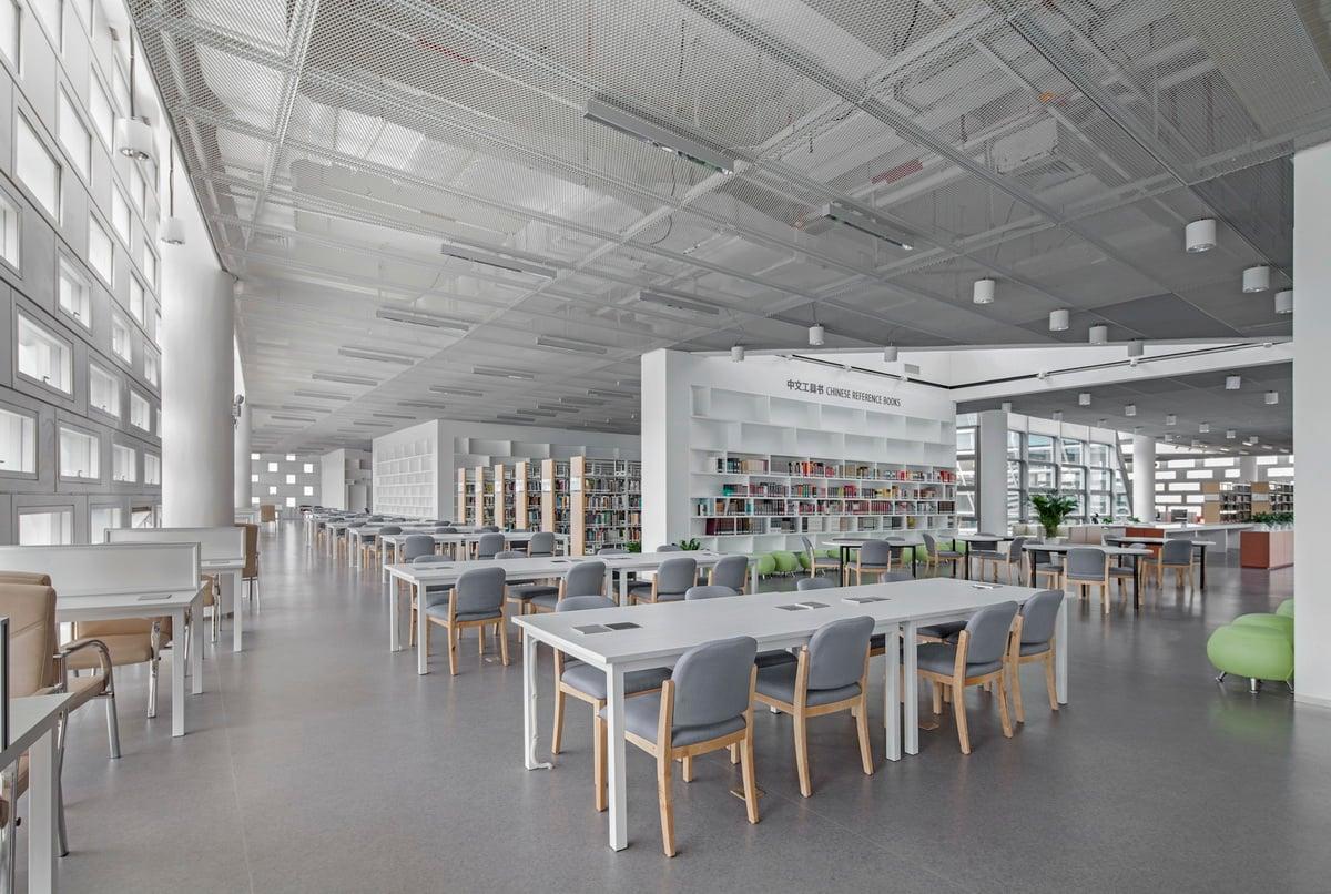 Open Access Reading Area