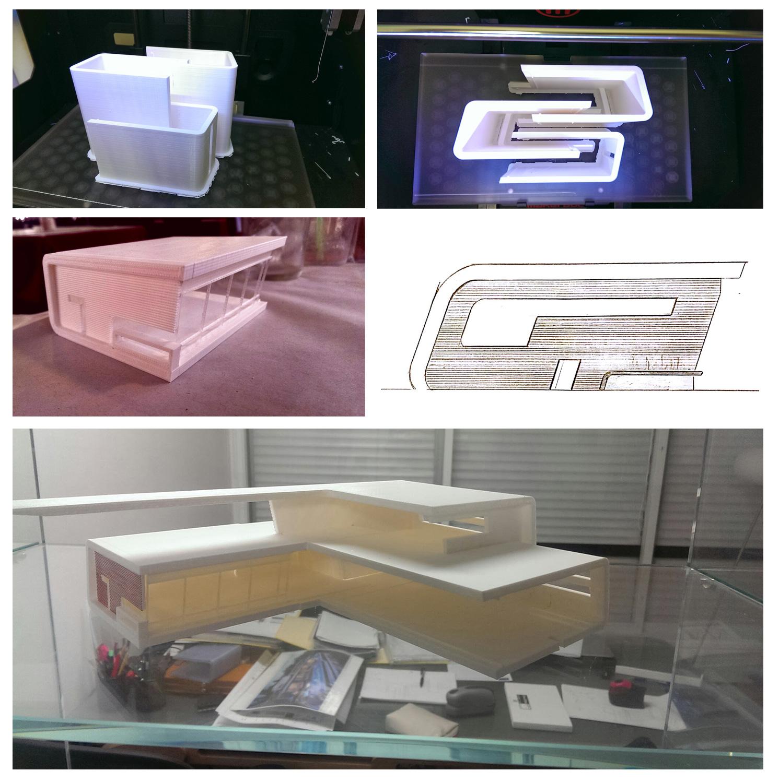 3d printing 001 Ariel Isaac Franco Arch Studio}