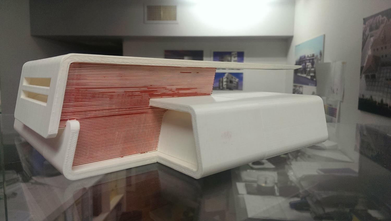 3d printing 004 Ariel Isaac Franco Arch Studio}