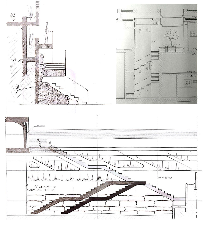 sketches 005 Ariel Isaac Franco Arch Studio}