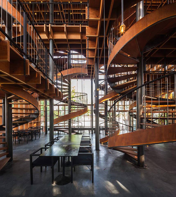 Ground floor Interior