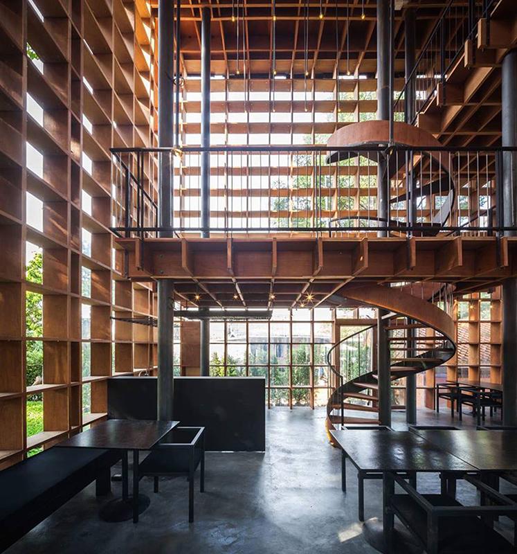 Ground floor Interior (Wine bar)