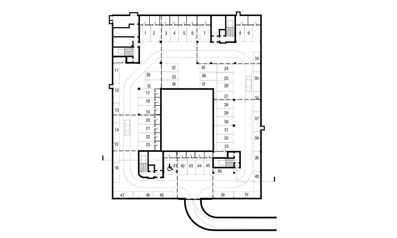 Underground plan AB3D}