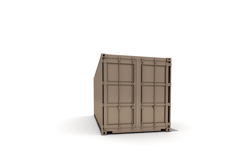 render di progetto - container chiuso Arch. Salvatore Terranova - Ing. Arch. Giorgia Testa}