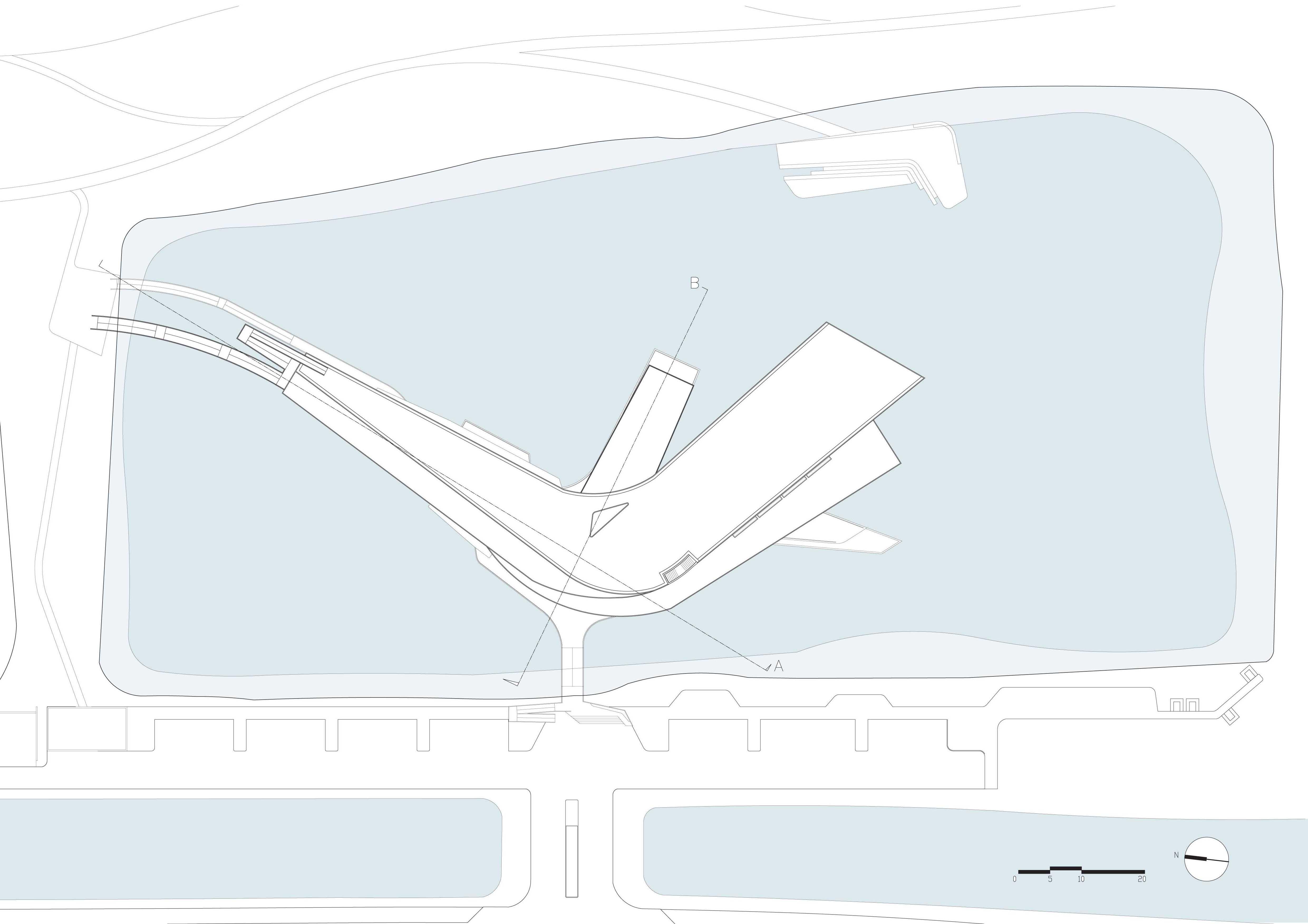 Roof plan Vaslab}