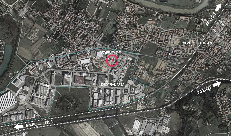 Site Plan LDA.iMdA architetti associati}