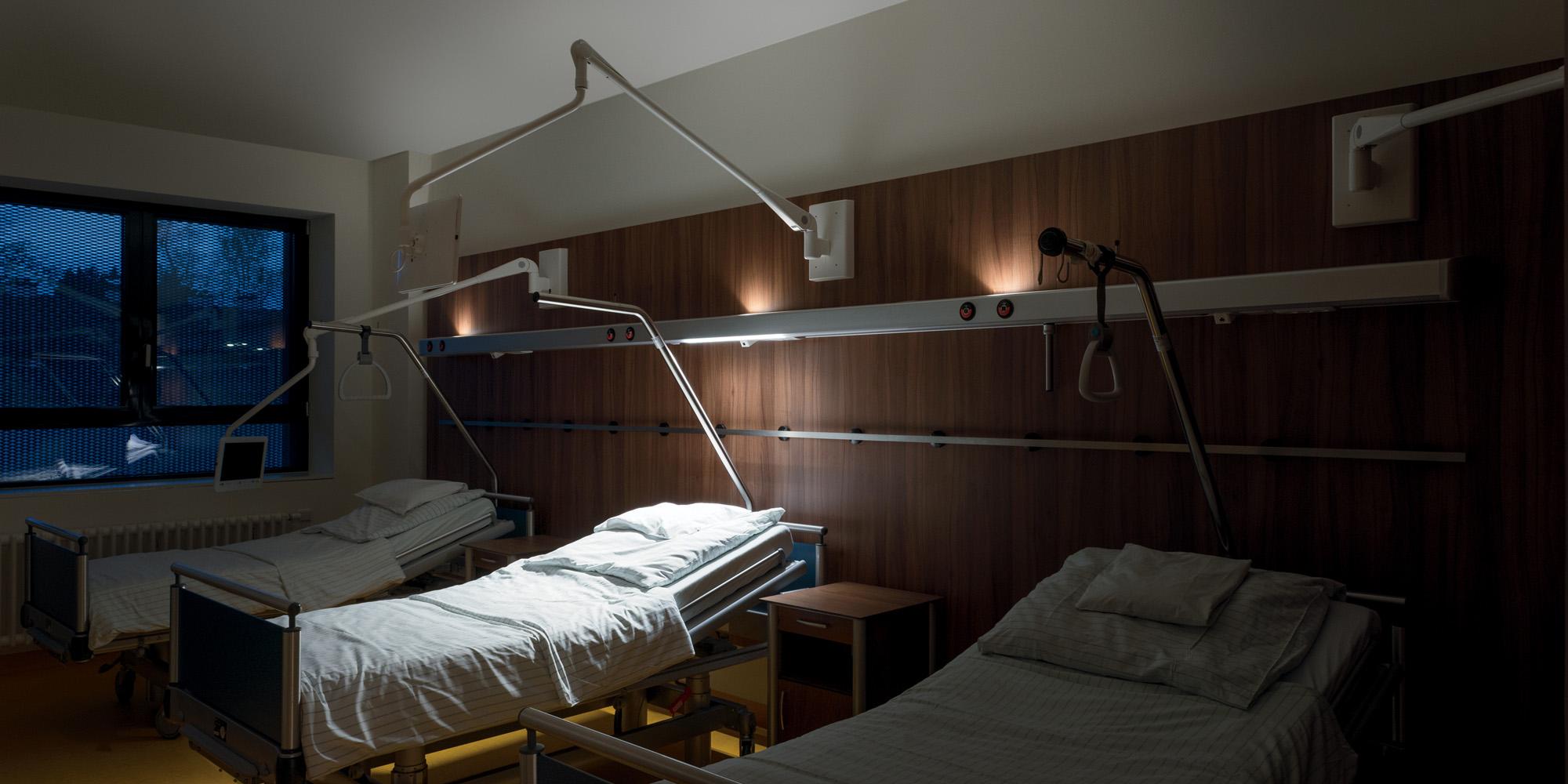 SINUS ospedale di Bregenz