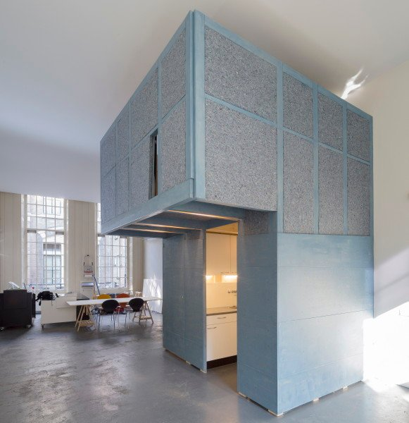 Architect Maarten Douwe Bredero