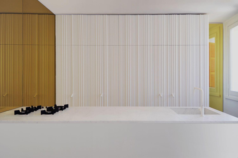 vista frontale conformazione chiusa  tissellistudioarchitetti (Cinzia Mondello)