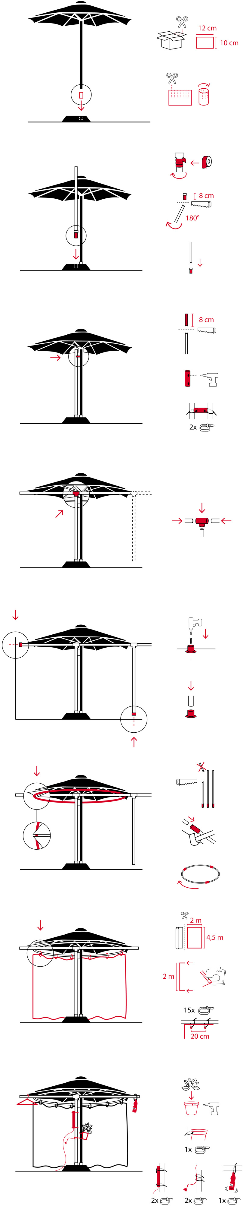 umbrella manual }