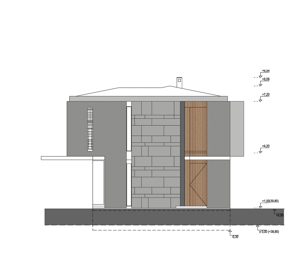 Villa Type C Beyaz Atolye Arcitecture}