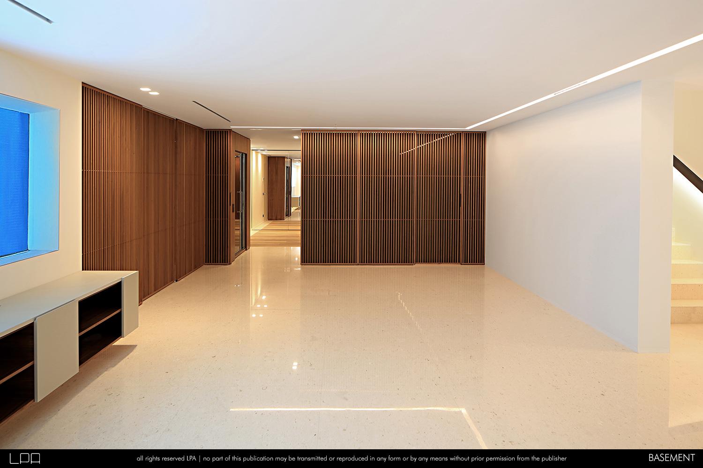 Scale In Resina Kerakoll lpa - longo palmarini architecture & partners - villa lindi