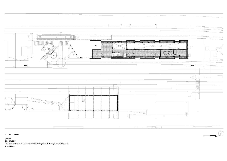upper floor Rosmaninho+Azevedo - Arquitectos}