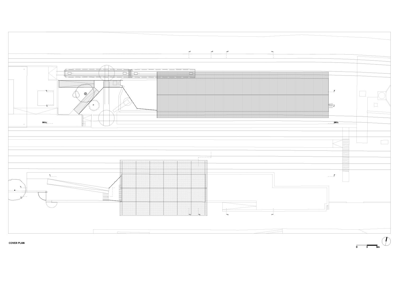 cover plan Rosmaninho+Azevedo - Arquitectos}