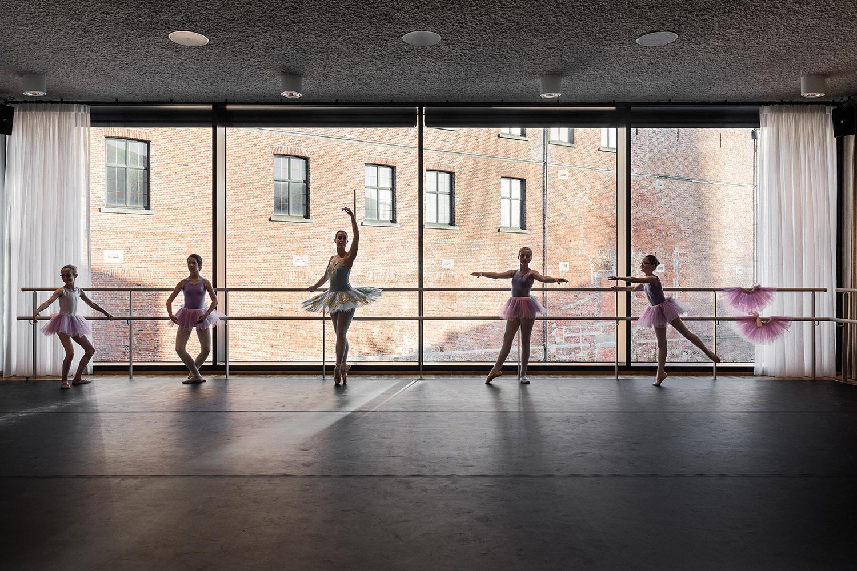 Ballet room Delfino Sisto Legnani e Marco Cappelletti