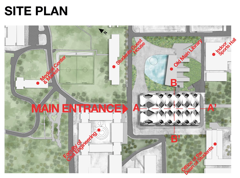 site plan gad}