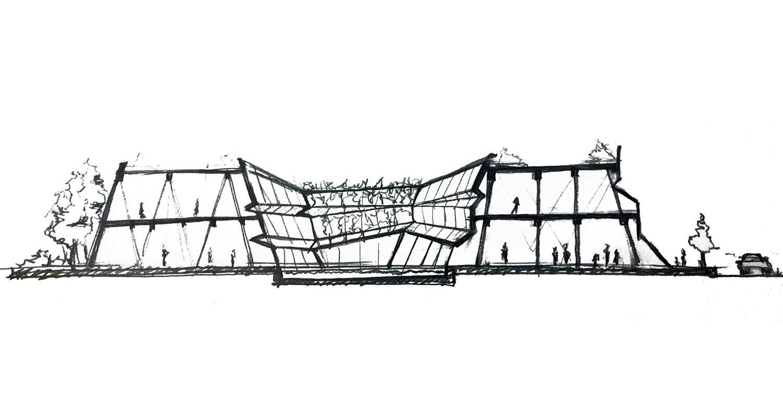 Sketch C Cubica Arquitectos}
