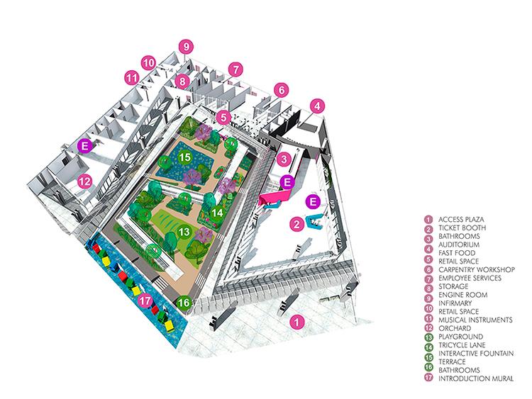Ground Level C Cubica Arquitectos}