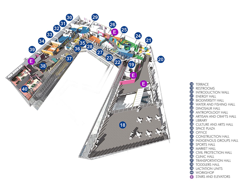 Upper Level C Cubica Arquitectos}