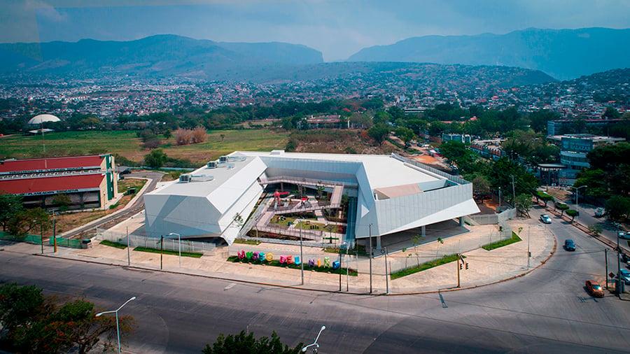 Aerial View Jaime Navarro