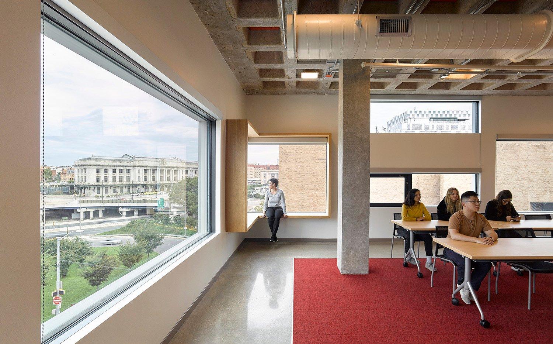 Lecture  room David Matthiessen