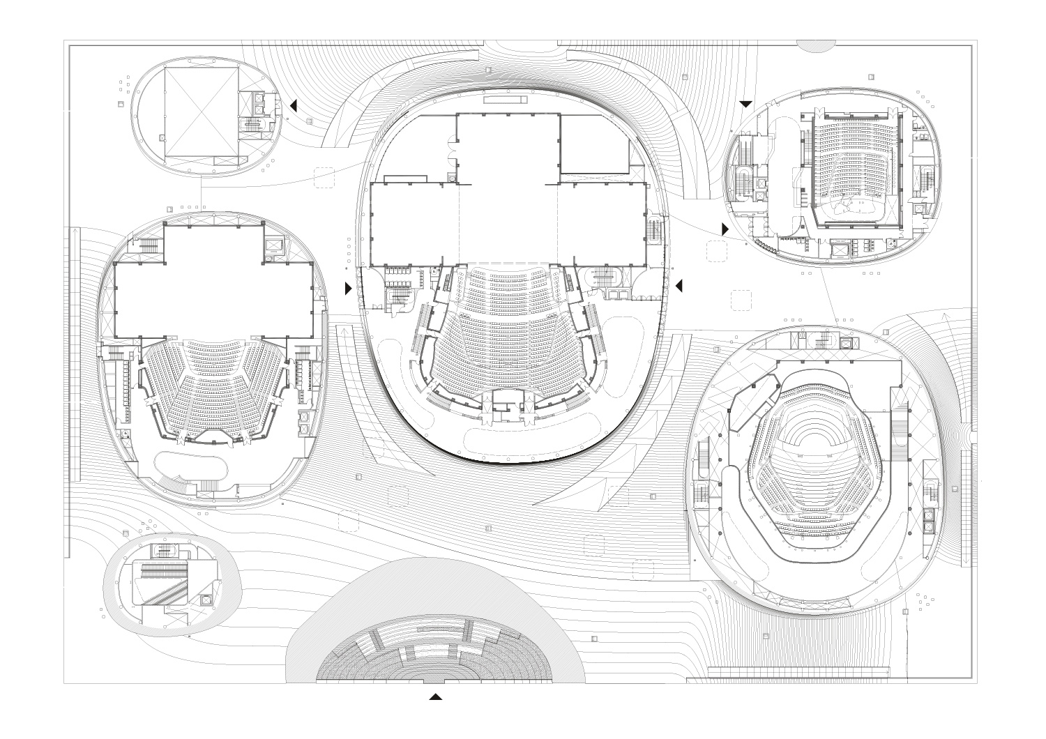 Floor Plan Mecanoo}