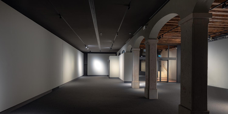 L'intervento di restauro di una sala espositiva Marco Zanta