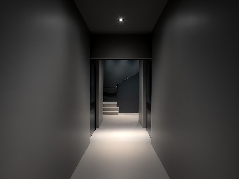 Il corridoio ipogeo Marco Zanta