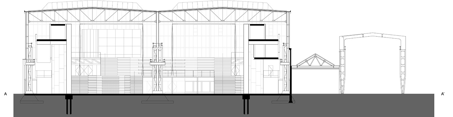 Cross Section 1 Civic Architects}