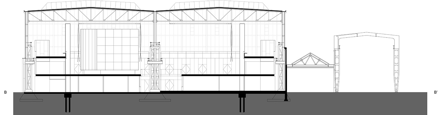 Cross Section 2 Civic Architects}