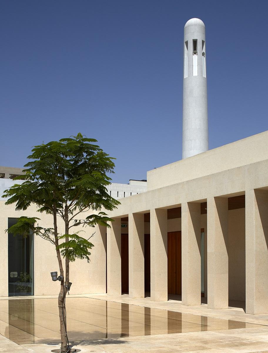 Colonnade, Mohammed Bin Jassim House Edmund Sumner