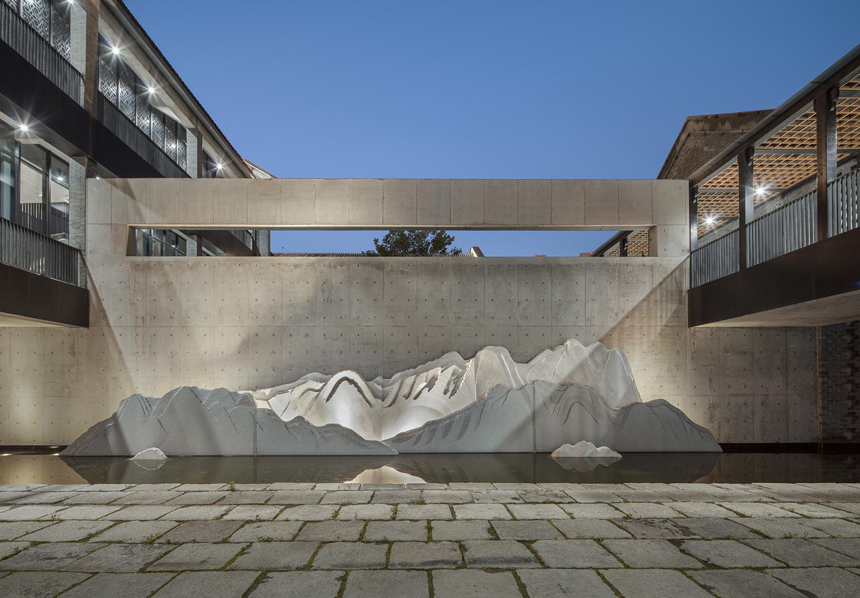 Landscape stone Hu Yijie