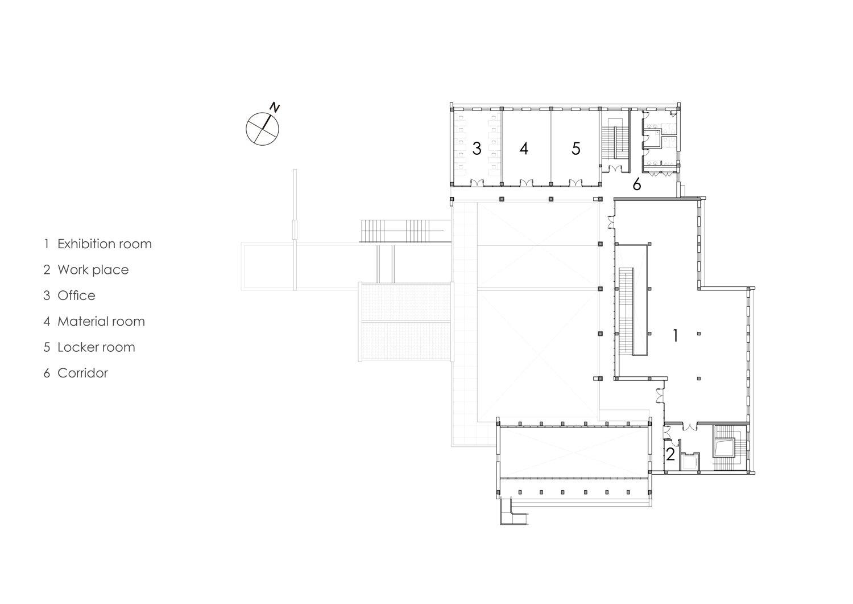 second floor COBBLESTONE}